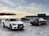 Wallpapers of Lexus LS