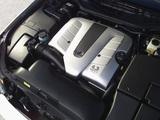 Lexus LS 430 US-spec (UCF30) 2000–03 wallpapers