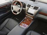 Lexus LS 460L AWD (USF41) 2009–12 wallpapers