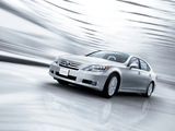 Lexus LS 600h L EU-spec (UVF45) 2009–12 wallpapers