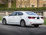 Lexus LS 600h L 2012 wallpapers