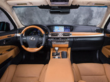 Lexus LS 600h L 2012 wallpapers