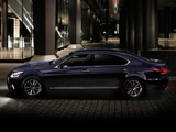 Lexus LS 600h L JP-spec 2012 wallpapers
