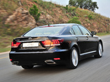 Lexus LS 460 ZA-spec 2013 wallpapers