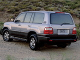 Images of Lexus LX 470 (UZJ100) 2001–03