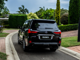 Images of Lexus LX 570 AU-spec (URJ200) 2015