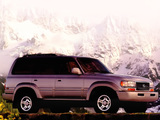 Lexus LX 450 (FZJ80) 1996–97 photos