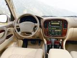 Lexus LX 470 (UZJ100) 1998–2001 pictures