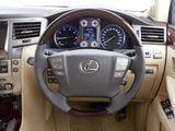 Lexus LX 570 AU-spec (URJ200) 2008–12 images
