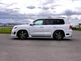 WALD Lexus LX 570 Black Bison Edition Sports Line (URJ200) 2011 images
