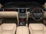 Lexus LX 570 ZA-spec (URJ200) 2012 pictures