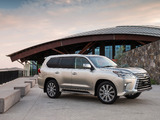 Lexus LX 570 AU-spec (URJ200) 2015 photos