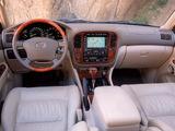 Photos of Lexus LX 470 (UZJ100) 2001–03
