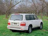 Photos of Lexus LX 470 AU-spec (UZJ100) 2003–05