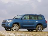 Photos of Lexus LX 570 (URJ200) 2008–12