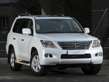 Photos of Lexus LX 570 ZA-spec (URJ200) 2010–12