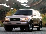 Pictures of Lexus LX 450 (FZJ80) 1996–97
