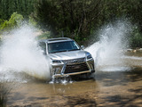 Pictures of Lexus LX 570 AU-spec (URJ200) 2015