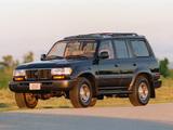 Lexus LX 450 (FZJ80) 1996–97 wallpapers