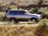 Lexus LX 470 (UZJ100) 2001–03 wallpapers