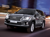 Lexus LX 570 ZA-spec (URJ200) 2012 wallpapers