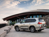Lexus LX 570 AU-spec (URJ200) 2015 wallpapers