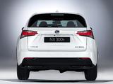 Images of Lexus NX 300h F-Sport 2014