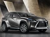 Lexus LF-NX Concept 2013 images