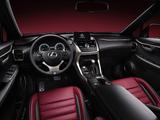 Lexus NX 200t F-Sport 2014 images