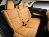 Lexus NX 300h 2014 pictures