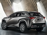 Photos of Lexus LF-NX Concept 2013