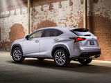 Photos of Lexus NX 300h 2014