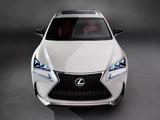 Photos of Lexus NX 200t F-Sport 2014