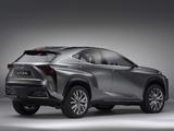 Pictures of Lexus LF-NX Concept 2013