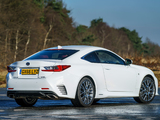 Images of Lexus RC 300h F-Sport UK-spec 2015