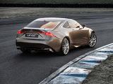 Lexus LF-CC Concept 2012 pictures
