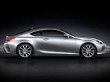 Lexus RC 350 2014 photos