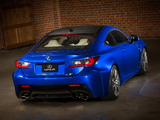 Lexus RC F 2014 photos