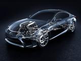 Lexus RC 350 2014 pictures