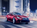 Lexus RC 350 2014 wallpapers