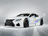 Lexus RC F GT3 Concept 2014 wallpapers