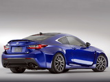 Photos of Lexus RC F 2014