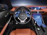 Pictures of Lexus LF-CC Concept 2012