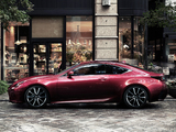 Pictures of Lexus RC 350 2014