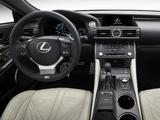 Pictures of Lexus RC F 2014