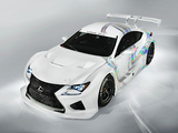 Pictures of Lexus RC F GT3 Concept 2014