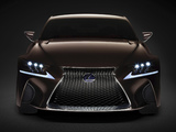 Lexus LF-CC Concept 2012 wallpapers