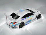 Lexus RC F GT3 Concept 2014 wallpapers