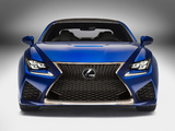 Wallpapers of Lexus RC F 2014
