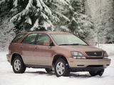 Images of Lexus RX 300 1998–2000